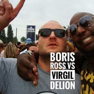Virgil Delion vs  Boris Ross  All Night @ Transport pt1
