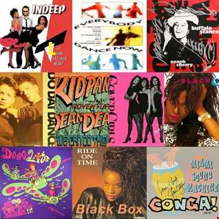 Retro Dance Mix 2020 05 11