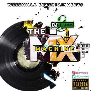 DJ SWEEZ   THE MIX MACHINE VOL 1