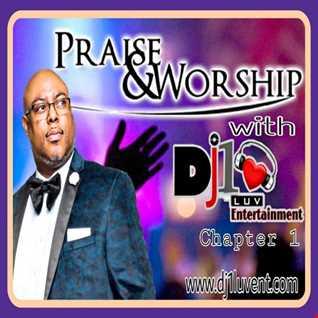 DJ1LUV Praise & Worship Part 1