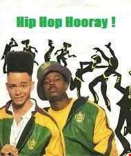 HIP HOP HOORAY !