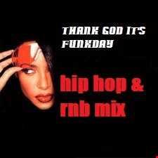 THANK GOD IT'S FUNKDAY T.G.I.F. Old School Mix