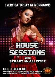 STUART McALLISTER -  HOUSE SESSIONS PROMO  - AUG 13