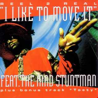 Reel 2 Real feat The Mad Stuntman - I Like To Move It (@ UR Service Version)