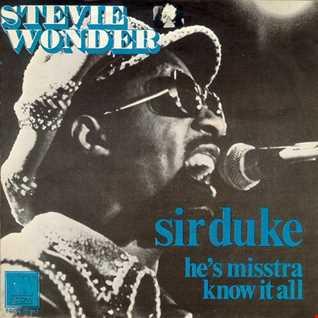 Stevie Wonder - Sir Duke (@ UR Service Version)