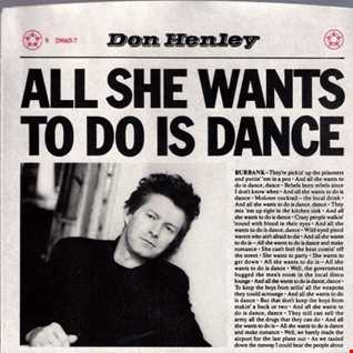 Don Henley - All She Wants To Do Is Dance (@ UR Service Version)