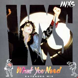 INXS - What You Need (@ UR Service Version)