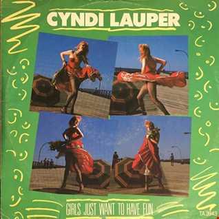 Cyndi Lauper - Girls Just Wanna Have Fun (@ UR Service Version)