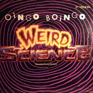 Oingo Boingo - Weird Science (@ UR Service Version) (REDUX)