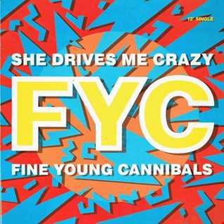 Fine Young Cannibals - She Drives Me Crazy (@ UR Service Version)