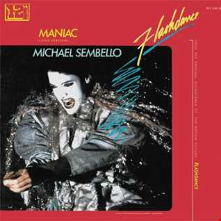 Michael Sembello - Maniac (@ UR Service Version)