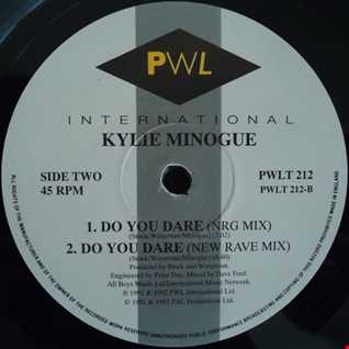 Kylie Minogue - Do You Dare (@ UR Service Version)