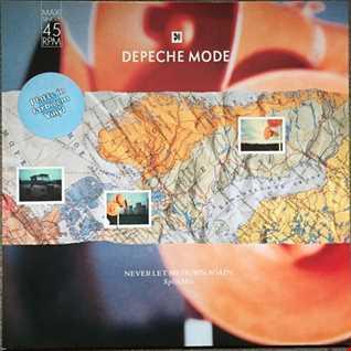 Depeche Mode - Never Let Me Down Again (@ UR Service Version)