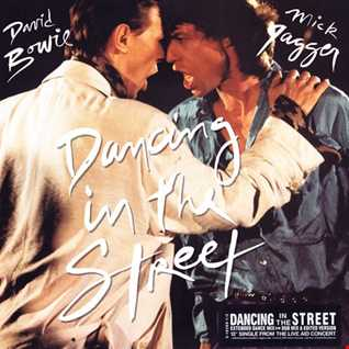 David Bowie & Mick Jagger - Dancing In The Streets @ UR Service Version)