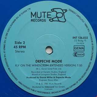 Deepche Mode - Fly On The Windscreen (@ UR Service Version)