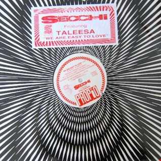 Secchi feat Talessa - We Are Easy To Love (@ UR Service Version)