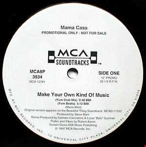 Mama Cass - Make Your Own Kind Of Music '97 (@ UR Service Version)