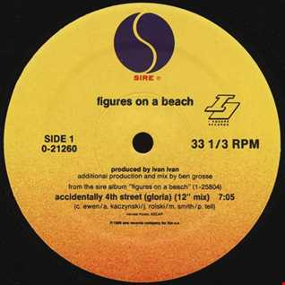 Figures On A Beach - Accidentally 4th Street (Gloria) (@ UR Service Version)