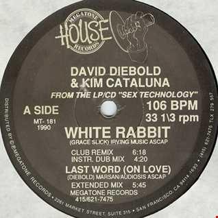 Dave Diebold & Kim Cataluna - White Rabbit (@ UR Service Version)