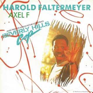 Harold Faltermeyer - Axel F (@ UR Service Version)