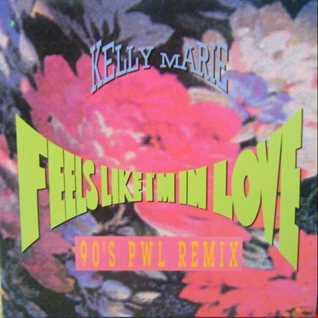 Kelly Marie - Feels Like I'm In Love '90 (@ UR Service Version)