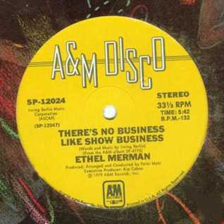 Ethel Merman - There's No Business Like Show Business (@ UR Service Version)