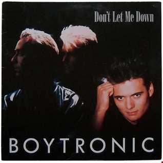 Boytronic - Don't Let Me Down (@ UR Service Version)