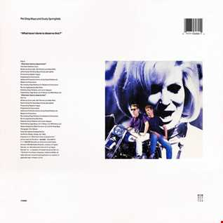 Pet Shop Boys feat Dusty Springfield - What Have I Done To Deserve This? (@ UR Service Version)