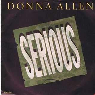 Donna Allen - Serious (@ UR Service Version)