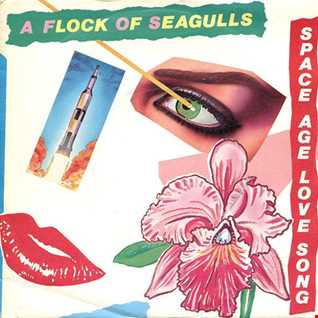 A Flock Of Seagulls - Space Age Love Song (@ UR Service Version)