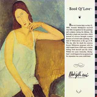 Book Of Love - Modigliani (Lost In Your Eyes) (@ UR Service Version)