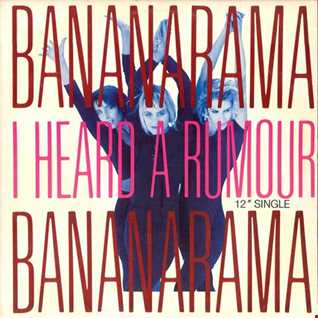 Bananarama - I Heard A Rumour (@ UR Service Version)