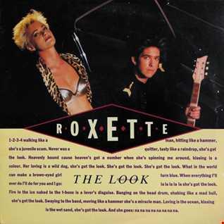 Roxette - The Look (@ UR Service Version)