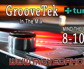 GrooveTek - MDH 4th Sept 2020
