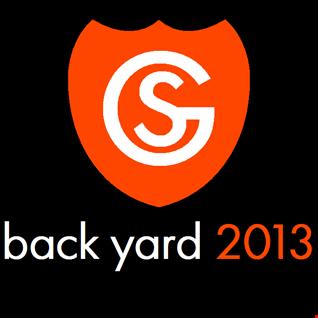 Back Yard 2013