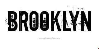 Brooklyn Took It!