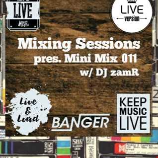 DJ zamR - Mixing Sessions pres. Mini Mix 011