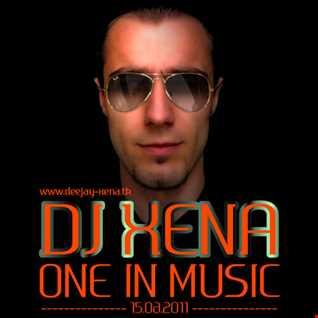 DJ XENA - ONE IN MUSIC 15.06.2011