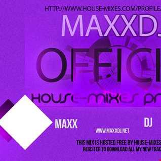Maxx DJ - Promotional Mix December 2012