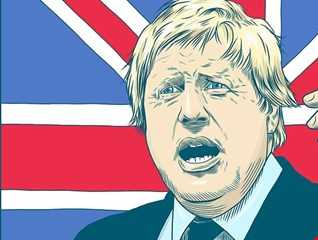 Lockdown, ft Boris Johnson