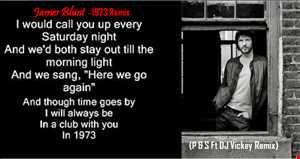 1973 (P & S Ft DJ Vickey remix)