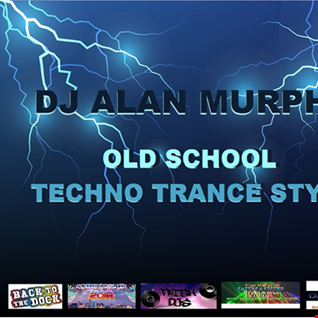 old school techno trance style by alan murphy