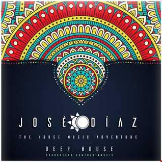José Díaz - The House Music Adventure - Deep House 212