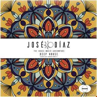 José Díaz - The House Music Adventure - Deep House - 196