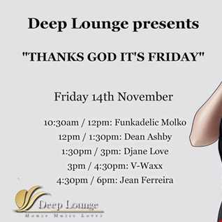 djfunkadelic2014 11 14 Funking It At Deep Lounge
