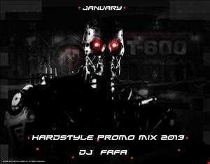 Hardstyle promo mix jan 2013   DJ Fafa