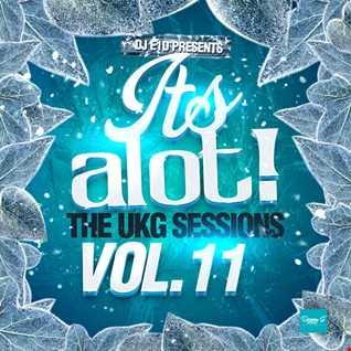 E1D - It's A Lot! The UKG Sessions, Vol. 11