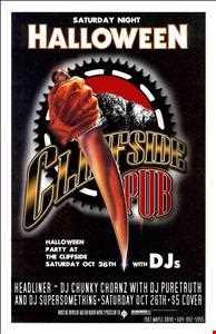 DJ Puretruth Halloween 2013 @The Cliffside Pub