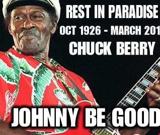 Johnny Be Good By Chuck Berry