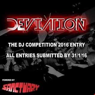 Deviation DJ Competition Entry Mix 2016 - Mr & Mrs Soundz